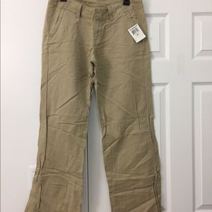 LUCKY BRAND LINEN PANT, NWT, Size 29 (8)